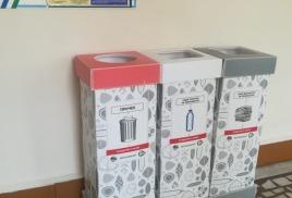 Гимназия №86 внедрила раздельный сбор отходов на постоянной основе.