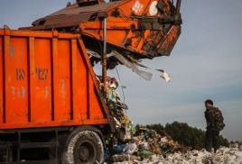 В Республике установят новые тарифы на вывоз мусора для города и сел